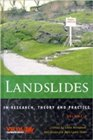 Landslides:nin research, theory and practice