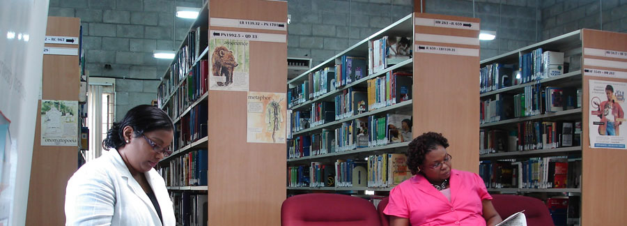 The UWI Open Campus Library