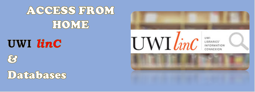 UWI linC and Database Access From Home